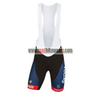 2018 Team Cervelo Bigla Bike Riding Wear Cycle Padded Bib Shorts Bottoms  Ciclismo Roupas Black Blue Red a1da1431d