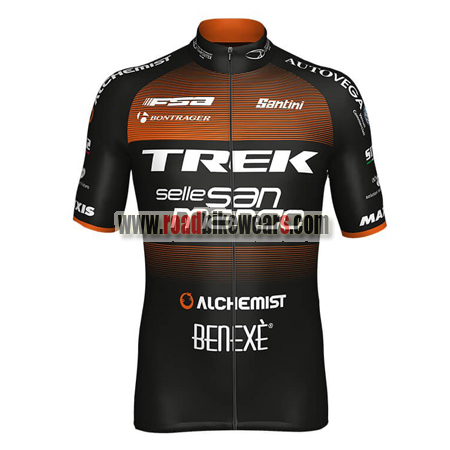 2018 Team TREK Selle San Marco Cycle Outfit Biking Jersey Top Shirt ... e7c1d9ca8